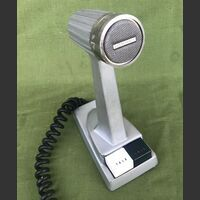 YD-844 Microfono da tavolo vintage SOMMERKAMP YD-844 Telecomunicazioni