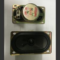SW16 Altoparlante miniatura per RTX Schermo antimagnetico Impedenza 16 oHm 1W, Componenti elettronici