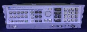 HP 85660B RF Section Spectrum Analyzer HP 85660B Strumenti