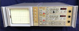 WILTRON model 560A Scalar Network Analyzer WILTRON model 560A Strumenti