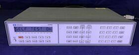 HP 3488A + 44478B Switch/Control Unit HP 3488A + 44478B Strumenti