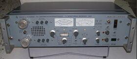 R.&S.EKF ROHDE & SCHWARZ  EKF TV Monitoring Receiver Misuratori - Level - Noise