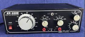 XR 2206 Function Generator PTM ELEKTRONIK mod. XR 2206 Strumenti