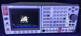 1600S (opt. SSB) Radiocomunication Test Set IFR FM/AM/SSB 1600S (opt. SSB) Strumenti