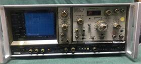 TR 4113A -da revisionare Spectrum Analyzer TAKEDA RIKEN TR 4110M / TR 4114A -da revisionare Strumenti
