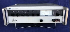 HP 4204A Oscillator BF HP 4204A Strumenti