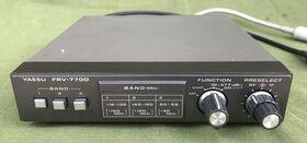 FRV-7700 VHFConverter YAESU FRV-7700 Apparati radio