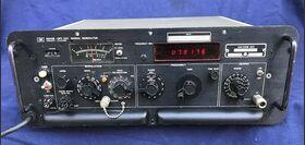 HP 8640B - opt. 323 (AN/USM 323) Signal Generator HP 8640B - opt. 323 (AN/USM 323) Strumenti