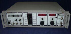 SITEC mod. SRT 1020 Pulse Modulated Microwave Generator SITEC mod. SRT 1020 Strumenti
