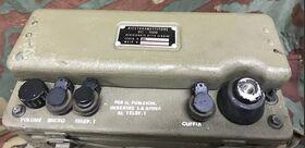 BC 1000 / SCR-300 Ricetrasmettitore BC 1000 / SCR-300 Versione IT revisionata ditta OREM Apparati radio