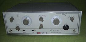 KROHN-HITE model 3750 Variable Filter KROHN-HITE model 3750 Strumenti