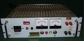 LARCET mod. AST 80/10 Alimentatore Stabilizzato Lineare LARCET mod. AST 80/10 Strumenti