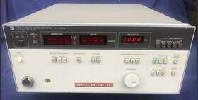 HP 4193A Vector Impedance Meter HP 4193A Strumenti