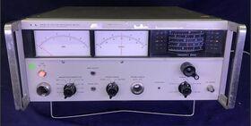 HP 4815A RF Vector Impedance Meter HP 4815A Strumenti