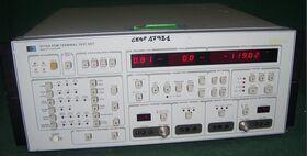HP3776A HP 3776A PCM Terminal Test Set TEST di misura