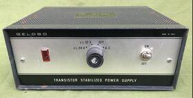 GELOSO G.1/121 Transistor Stabilizer Power Supply GELOSO G.1/121 Varie
