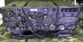 AN/GRC-4 Stazione Radio veicolare AN/GRC-4 Apparati radio