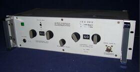 IGU2912 IGU 2912 EMI Calibrator Pulse Generator Generatori Vari