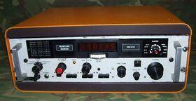 MARCONI MARINE -EDDYSTONE RADIO- Ricevitore Professionale  MARCONI MARINE -EDDYSTONE RADIO- type 1837/1 Apparati radio