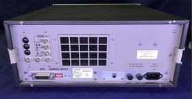 MARCONI 6500 Automatic Amplitude Analyzer MARCONI 6500 Strumenti
