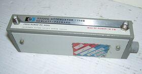 HP 33320G Step Attenuator HP 33320G Accessori per strumentazione