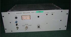 BALL EFRATOM FRK-L Rubidium Oscillator BALL EFRATOM FRK-L Strumenti