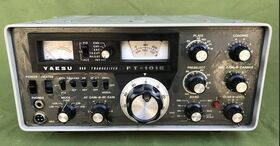 FT-101E Ricetrasmettitore HF YAESU mod. FT-101E Apparati radio
