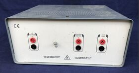 AV POWER 48 Reference Impedance Option 48 AV POWER Strumenti