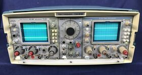 Doppio Oscilloscopio + Function Generator TEKTRONIX TM515 ( 2 x SC502 + FG 501) Strumenti