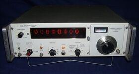 HP 5248L Electronic Counter  HP 5248L Strumenti