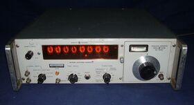HP 5245L Electronic Counter  HP 5245L Strumenti