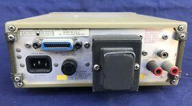 HP 3438A Digital Multimeter HP 3438A Strumenti