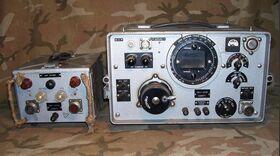 P-313M2 Radio ricevitore Aeronautico Russo R-313-M2 Apparati radio militari
