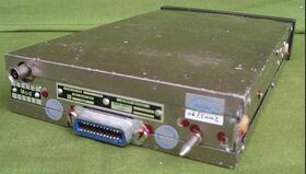BADIN CROUZET F0212 Ricetrasmettitore Aeronautico in AM BADIN-CROUZET F0212 Apparati radio