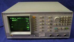 HP 8756A Scalar Network Analyzer HP 8756A Strumenti