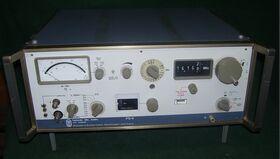 PS-6 Pegelsender/Level Generator WANDEL & GOLTERMANN PS-6 Strumenti