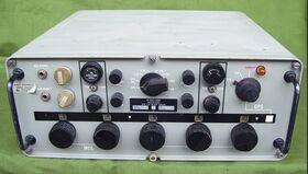 R-1051/URR Ricevitore US NAVY R-1051/URR Apparati radio