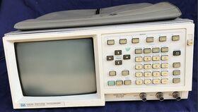 HP 54200A Digitizing Oscilloscope HP 54200A Strumenti