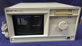 HP 16500A Logic Analyzer System HP 16500A Strumenti