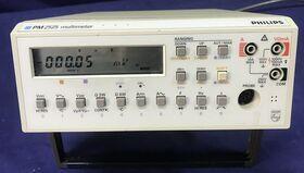 PM 2525 Multimeter PHILIPS PM 2525 Strumenti