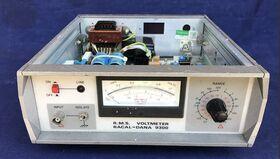RACAL - DANA 9300 R.M.S. Voltmeter RACAL - DANA 9300 Strumenti