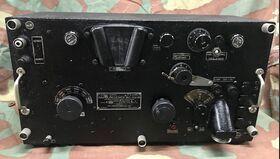 BC-312 M Ricevitore HF BC-312 M U.S. Army Apparati radio
