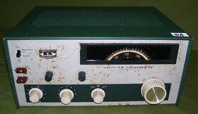HW-16 HEATHKIT HW-16 Heath CW  TRANSCEIVER Apparati radio civili