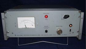 ZRZ BN-35695/50 Direct-Reading Reflectometer ROHDE & SCHWARZ type ZRZ BN-35695/50 Strumenti