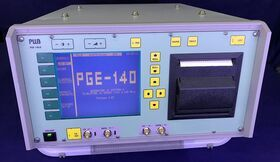 PLLB PGE-140/E Data Communication Test  PLLB PGE-140/E Strumenti
