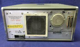HP 141T DisplaySpectrum Analyzer HP 141T Strumenti