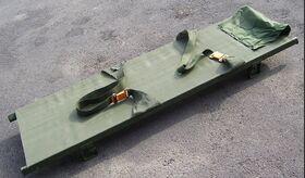 Lettigadatrasporto Barella tattica per trasporto in sicurezza  -U.S. Army Militaria