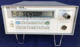 HP 437B Power Meter HP 437B Strumenti