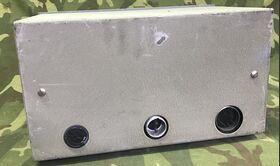 AT3 n.0237 Amplificatore/Alimentatore di Segnali Radiotelegrafici T.R.T. ROMA mod. AT3 n.0237 Accessori per apparati radio Militari