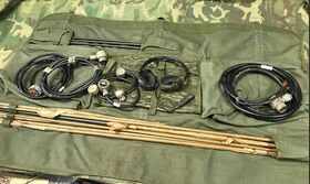 CW-206/GRR-5 Sacca Accessori CW-206/GRR-5 Accessori per apparati radio Militari